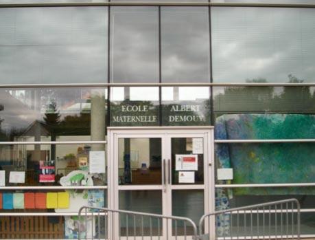 Ecole Maternelle Albert Demouy-Place des Ecoles