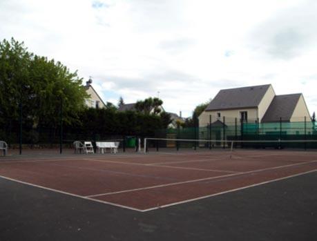 Tennis– Allée Lucien Simonnet