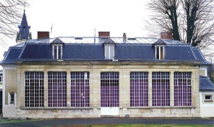 Orangerie et colombier du château dit la Maison-Blanche